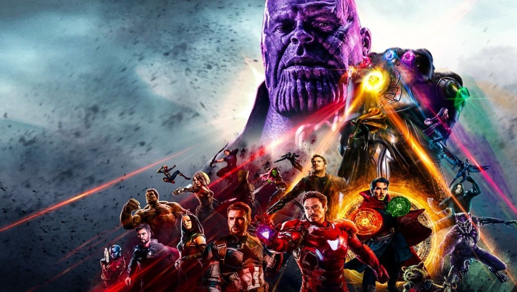 Avengers Infinity War Movie