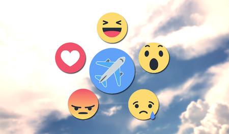 """Cómo utilizar """"me avioniza"""": la reacción oculta en Facebook"""