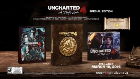 Apunta: Uncharted 4 llegará el 18 de marzo de 2016