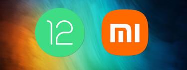 Filtrada la posible lista de dispositivos que actualizarán a Android 12: estos serán los Xiaomi, Redmi y POCO que podrán instalarla