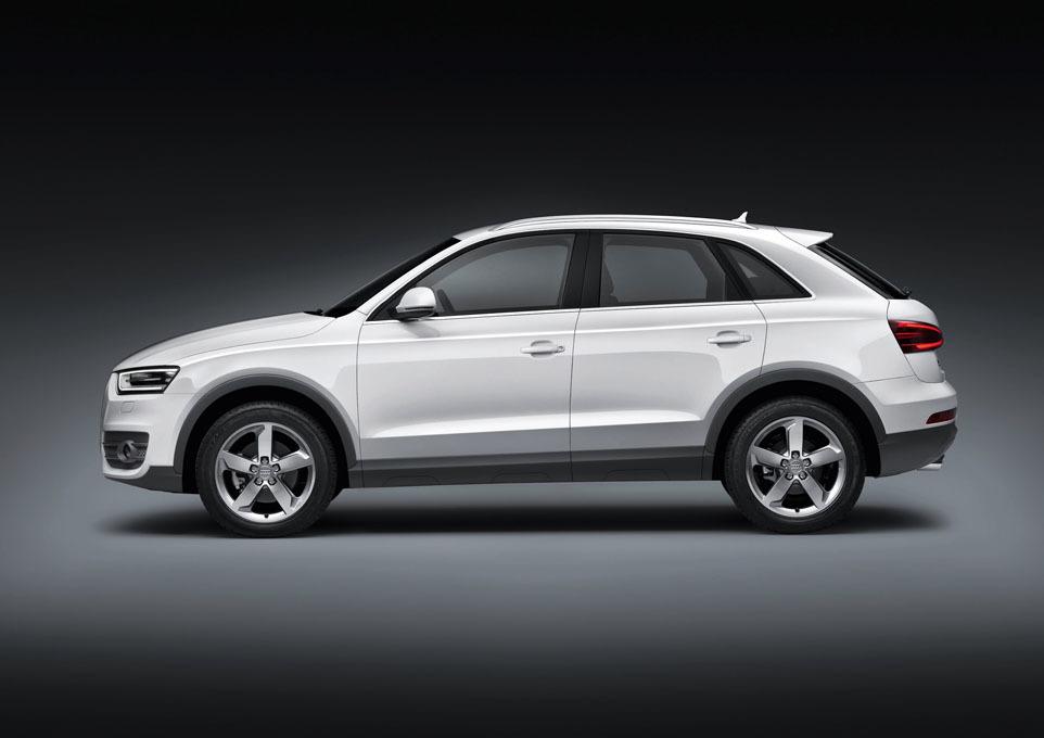 Foto de Audi Q3 oficial (21/31)