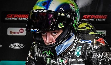 Rossi Portimao Motogp 2021