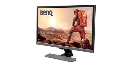 Un completo monitor para jugar como el BenQ EL2870U, en la Gaming Week de Amazon, te sale por 249,99 euros: 49 menos de lo habitual