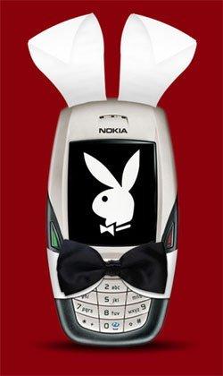 Playboy se mete en tu móvil