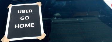 Nueva York acaba de regalar un argumento de oro al taxi en su lucha contra Uber: los atascos