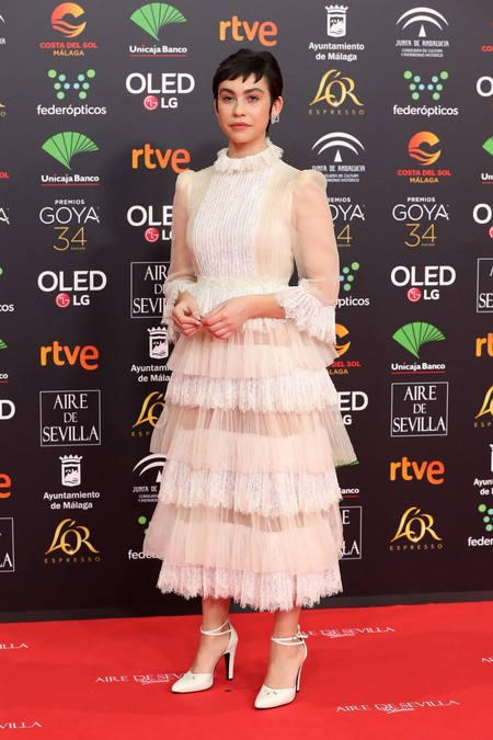 Greta Fernandez Premios Goya 2020 2