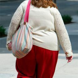 Los bebés de las mamás obesas tienen menos músculo y más grasa