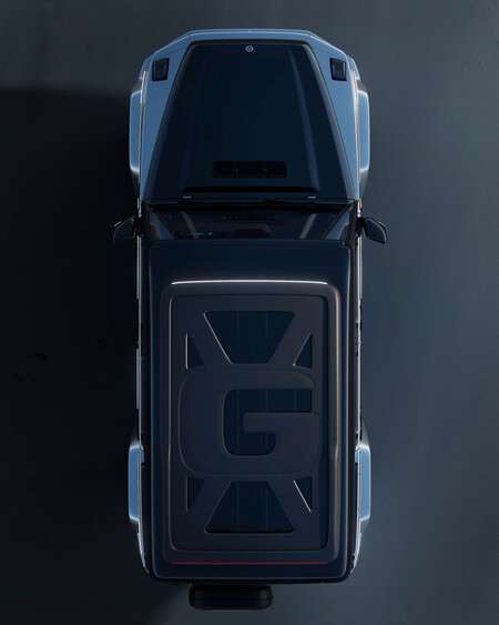 Mercedes-Benz EQG Clase G Eléctrico
