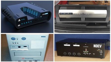 De la PS1 a la PS5, pasando por Sega Dreamcast y Nintendo Wii: así han sido las versiones de desarrollo de algunas famosas consolas