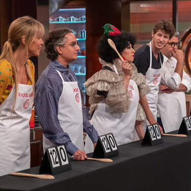 Estos son los cinco finalistas de MasterChef Celebrity