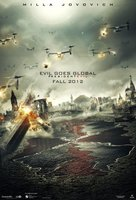 'Resident Evil: Venganza', carteles y teaser tráiler en español de la quinta película de la saga