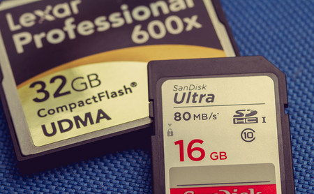 ¿Por qué no salen más modelos de cámara con almacenamiento interno?