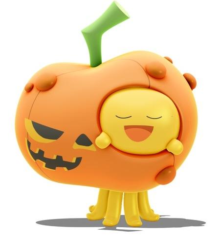 En el Clan de RTVE también celebran Halloween el 31 de octubre de 2012