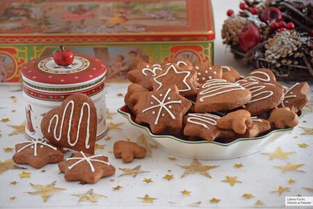 13 recetas de galletas y magdalenas para hornear en las vacaciones de Navidad