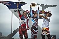 Red Bull X-Fighters Sidney (Australia): Levi Sherwood se lleva la victoria en la última cita del año y el título