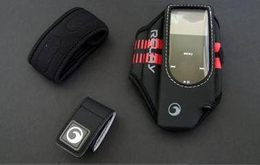 Fundas Marware Sportsuit para los iPod Nano y Nike + iPod