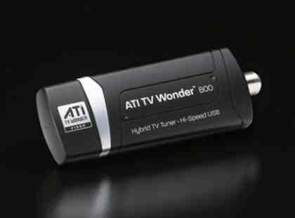 AMD ATI Wonder, grabación de vídeo para el ordenador