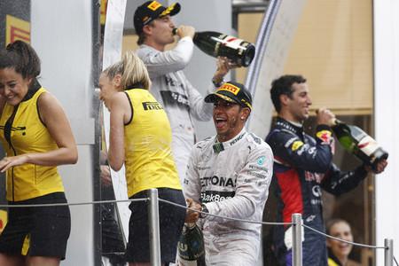 Gran Premio España Fórmula 1: una de cal y una de arena (carrera)