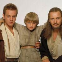 """""""¡Vas a destruir Star Wars!"""". George Lucas recuerda la reacción de Fox al descubrir que Anakin iba a ser un niño en 'La amenaza fantasma'"""