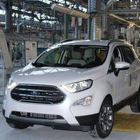 Ford cierra sus tres fábricas en Brasil y termina la producción de EcoSport, Ka y T4