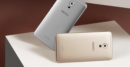 Meizu presentó el Pro 6 Plus: nuevo procesador, mayor autonomía y pantalla más grande