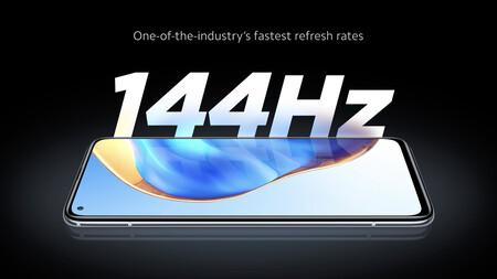 Pantalla oficial Xiaomi Mi 10 10T 144 Hz