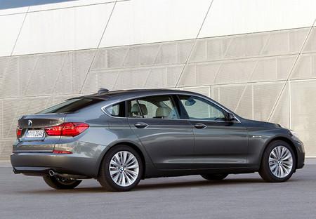 BMW ya prepara la segunda generación del Serie 5 Gran Turismo