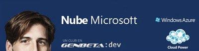 Nube Microsoft, el espacio de Microsoft en Genbeta Dev