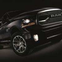 Ram 1500 Limited Tungsten Edition, si lo que buscas es una pick up muy exclusiva, esta versión es para ti