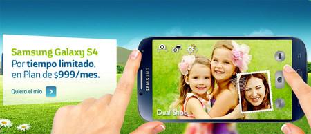Samsung Galaxy S4 llega a Movistar