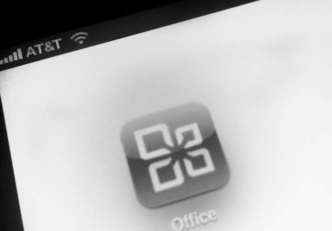 office microsoft ipad apple