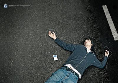 ¿Utilizas iPod? Ten cuidado no vayas a palmarla