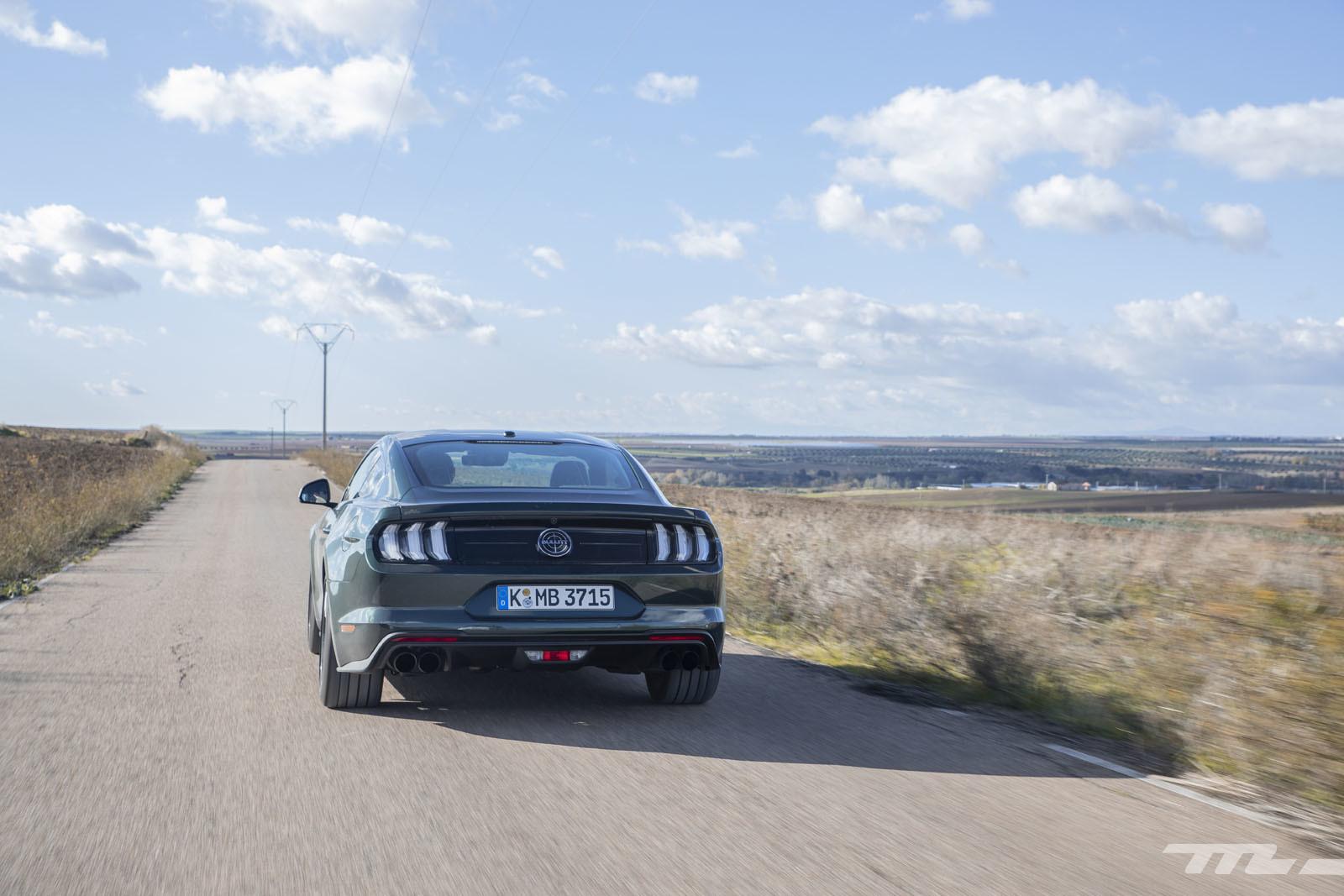 Foto de Ford Mustang Bullitt (prueba) (17/45)