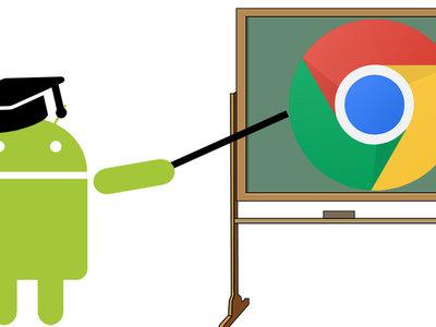 Cómo tener la barra de búsqueda de Chrome en la parte inferior de la pantalla