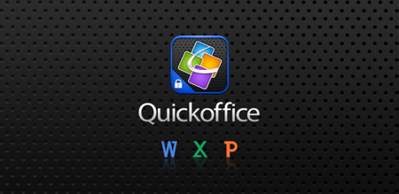 QuickOffice para Google Apps for Business ya disponible para Android