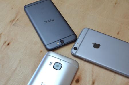 HTC One A9 y el elevado precio de imitar a la competencia