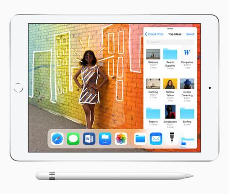 iPad nuevo 2018