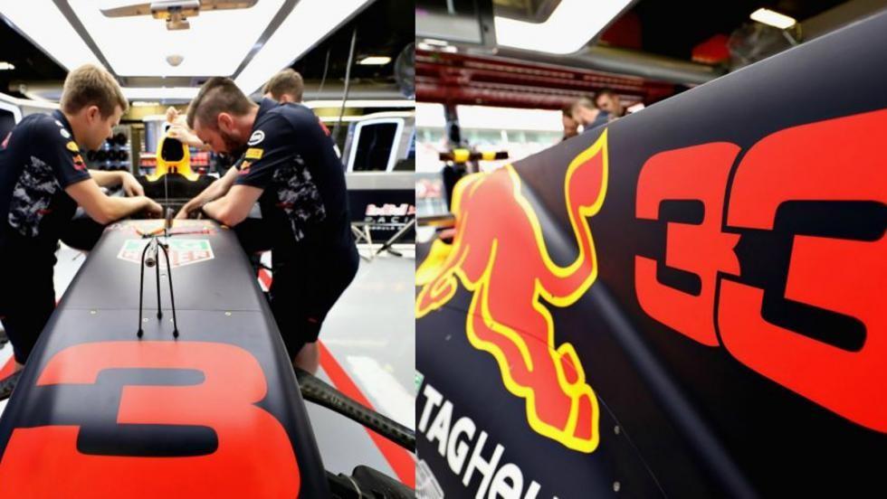 Foto de Nuevos números en los Fórmula 1 (1/7)
