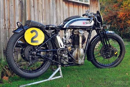 Norton CS1 Racer de 1928