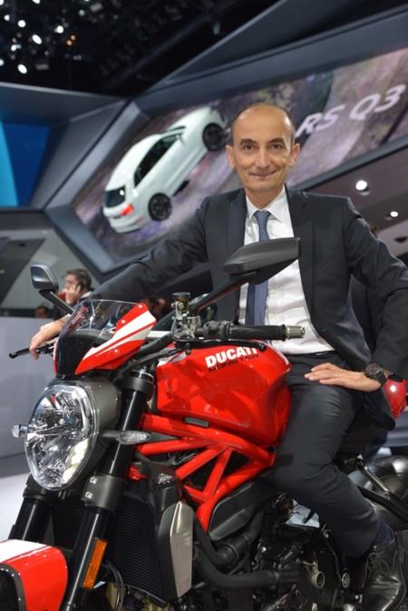 Claudio Domenicalli Ducati Ceo