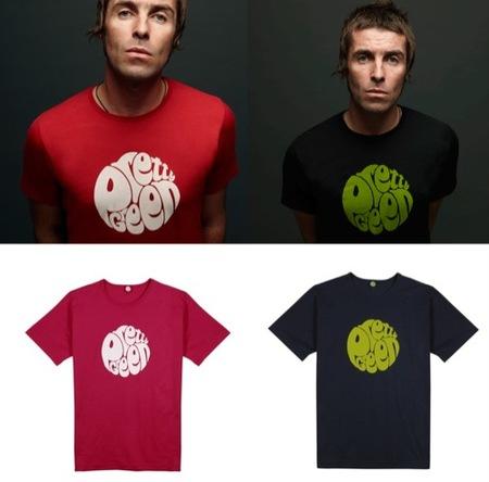 Pretty Green, Primavera-Verano 2009, camisetas