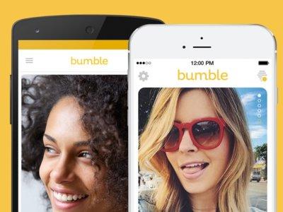 Bumble quiere que busques a amigos del mismo modo que buscas ligues en Tinder