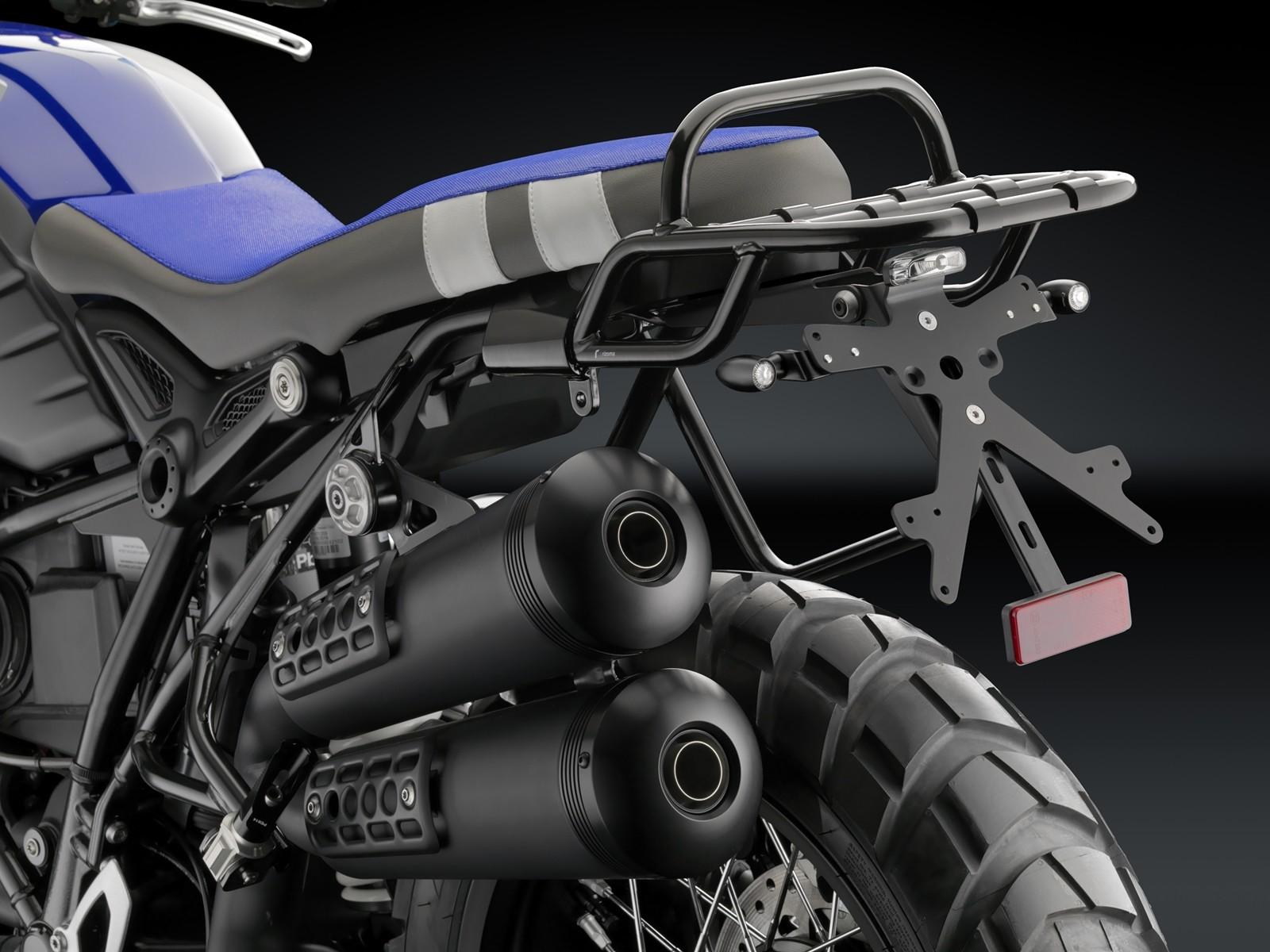 Foto de BMW R nineT Scrambler by Rizoma (1/12)
