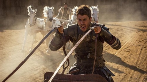 Estrenos de la semana | 2 de septiembre | Ben-Hur, no respires y las siete vidas del gato