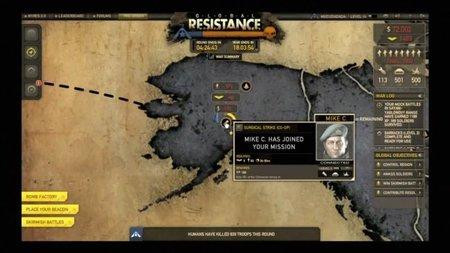 Insomniac anuncia 'Global Resistance'. Estrategia online por navegador con la que desbloquear cosas para 'Resistance 3'