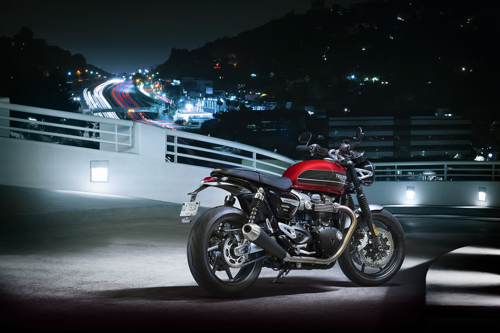 Foto de Triumph Speed Twin 2019 (17/37)