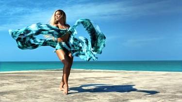 Gracias Beyoncé, después de este vídeo, quiero bikinis como los tuyos