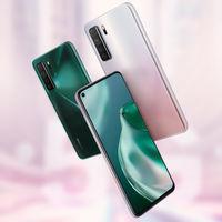 Huawei P40 Lite 5G: el hermano pequeño se renueva con 5G y 64 megapíxeles en la cámara trasera por 399 euros