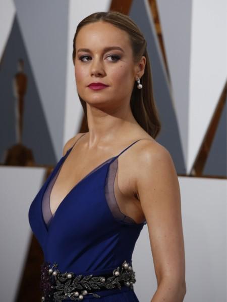 Brie Larson en los Oscar 2016 ¿acierto o decepción con su Gucci?