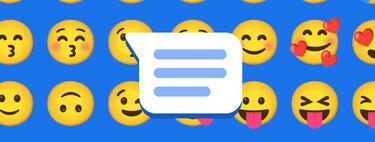 Google Mensajes: así es su nuevo y unificado selector de emojis, GIFs y pegatinas